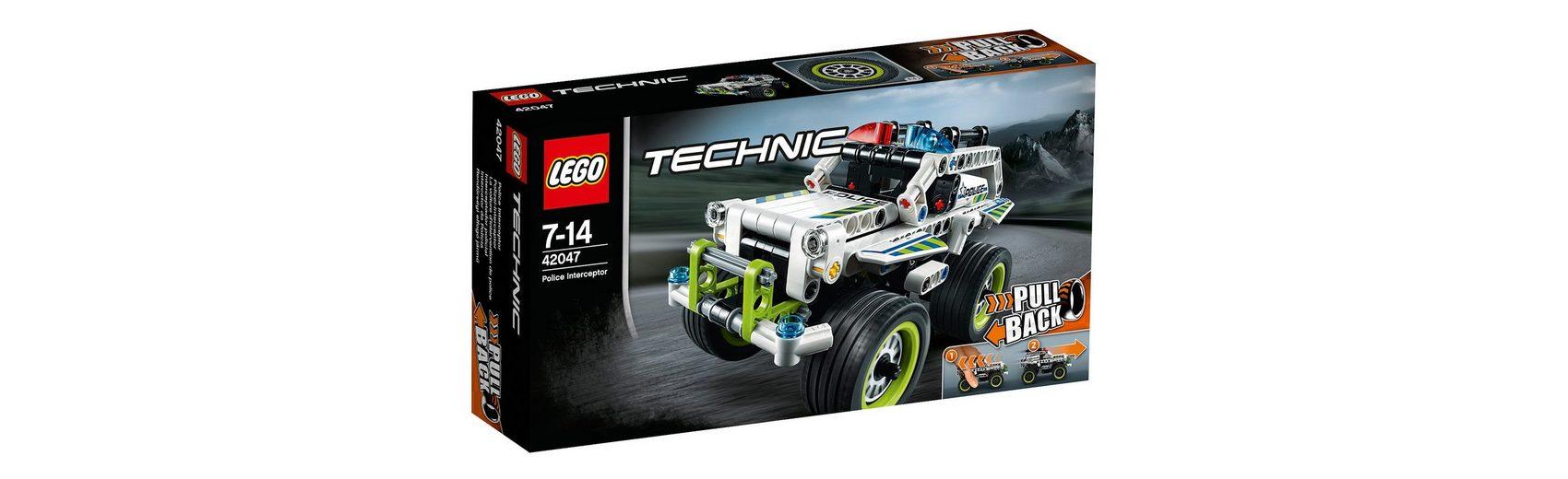 LEGO® Polizei-Interceptor (42047), »LEGO® Technic«