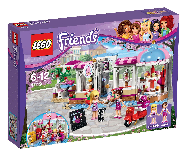 LEGO®, Heartlake Cupcake-Café (41119), »LEGO® Friends«