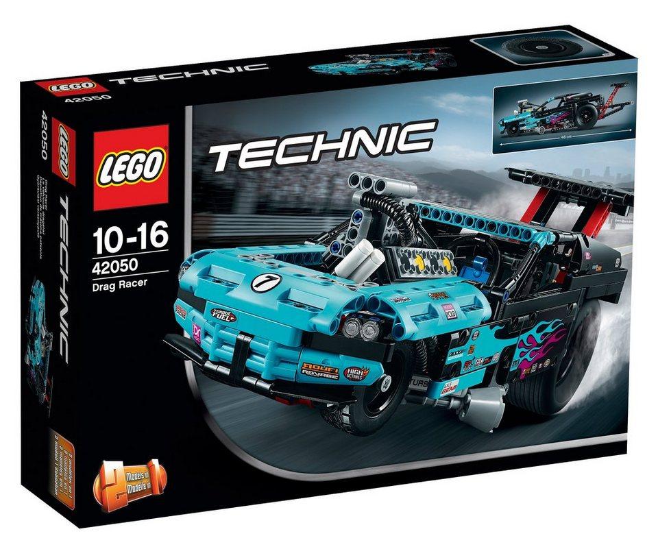 LEGO®, Drag Racer (42050), »LEGO® Technic«