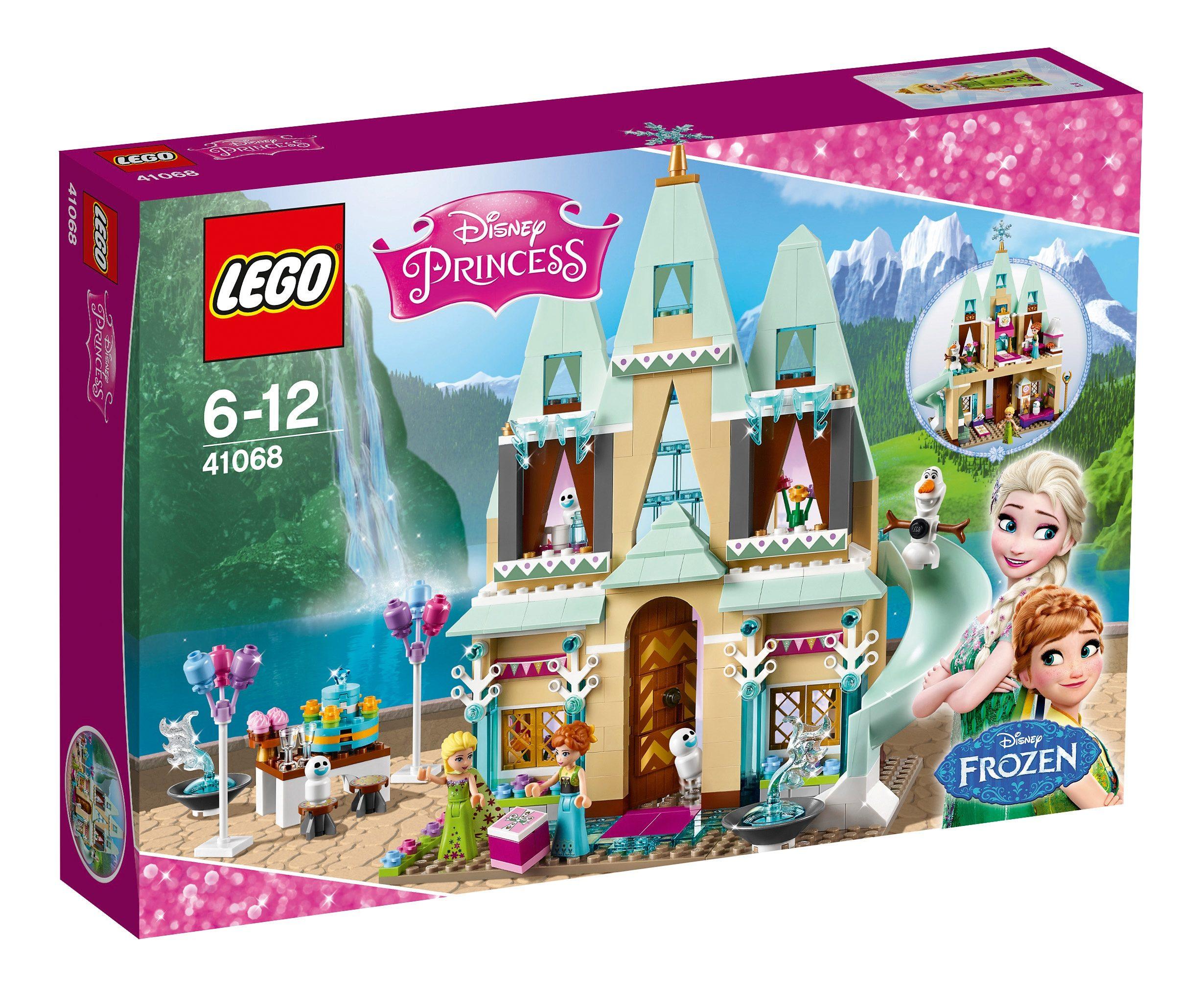 LEGO®, Fest im großen Schloss von Arendelle - Frozen (41068), »LEGO® Disney Princess™«