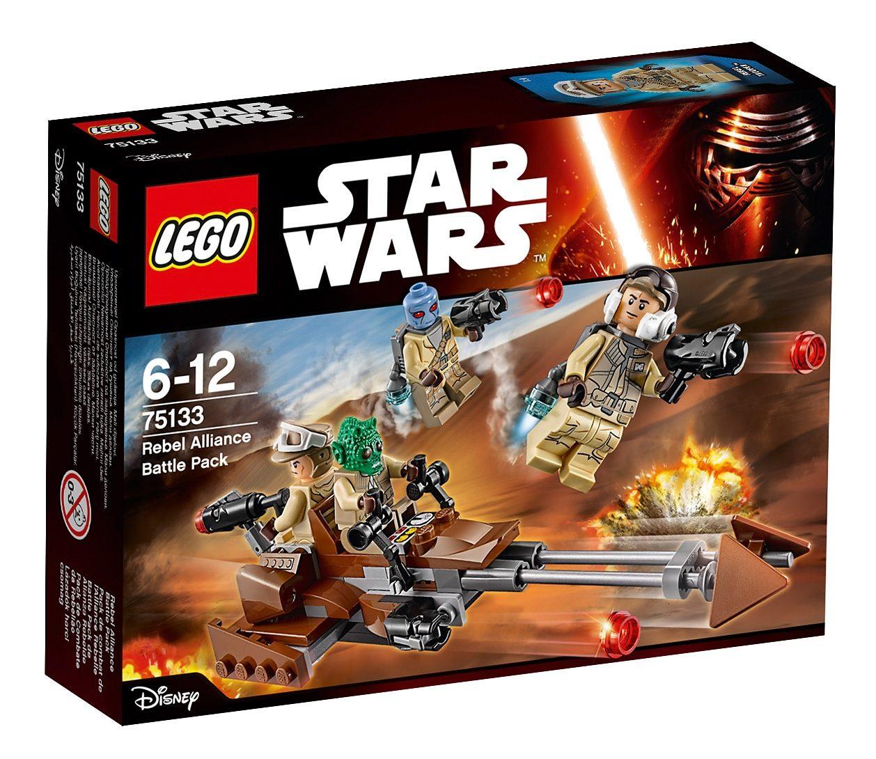 LEGO® Rebel Alliance Battle Pack (75133), »LEGO® Star Wars™«