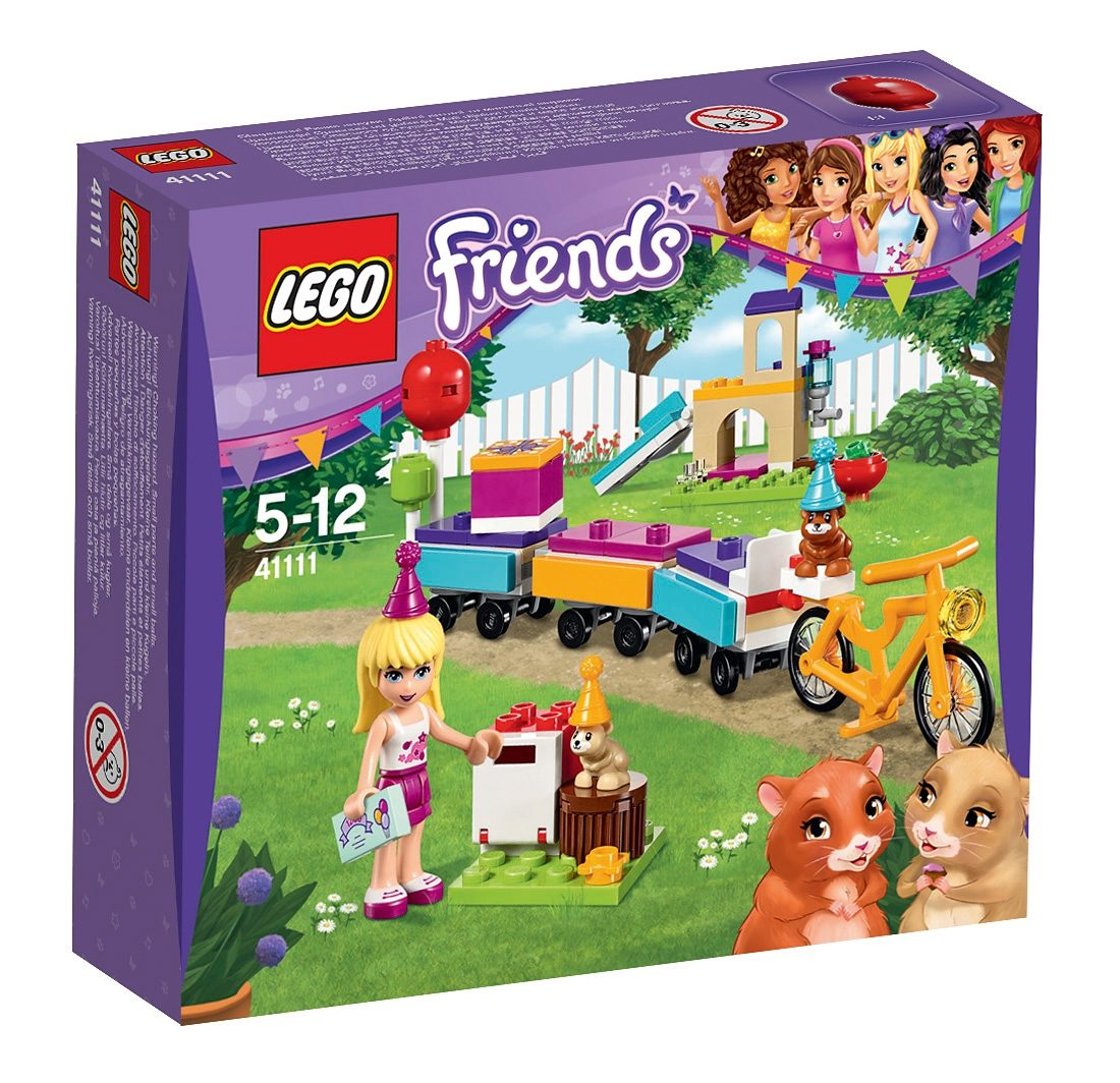 LEGO® Partyzug (41111), »LEGO® Friends«