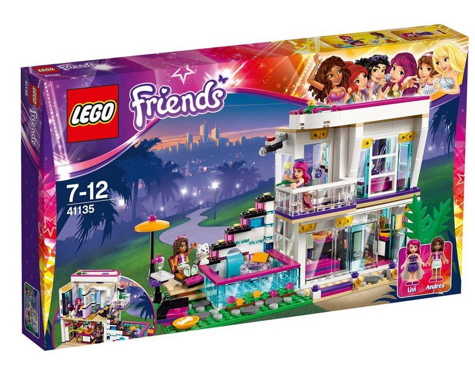 LEGO® Livis Popstar-Villa (41135), »LEGO® Friends«