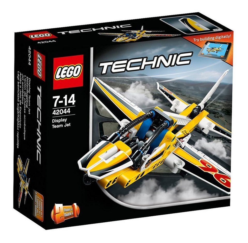 LEGO® Düsenflugzeug (42044), »LEGO® Technic«