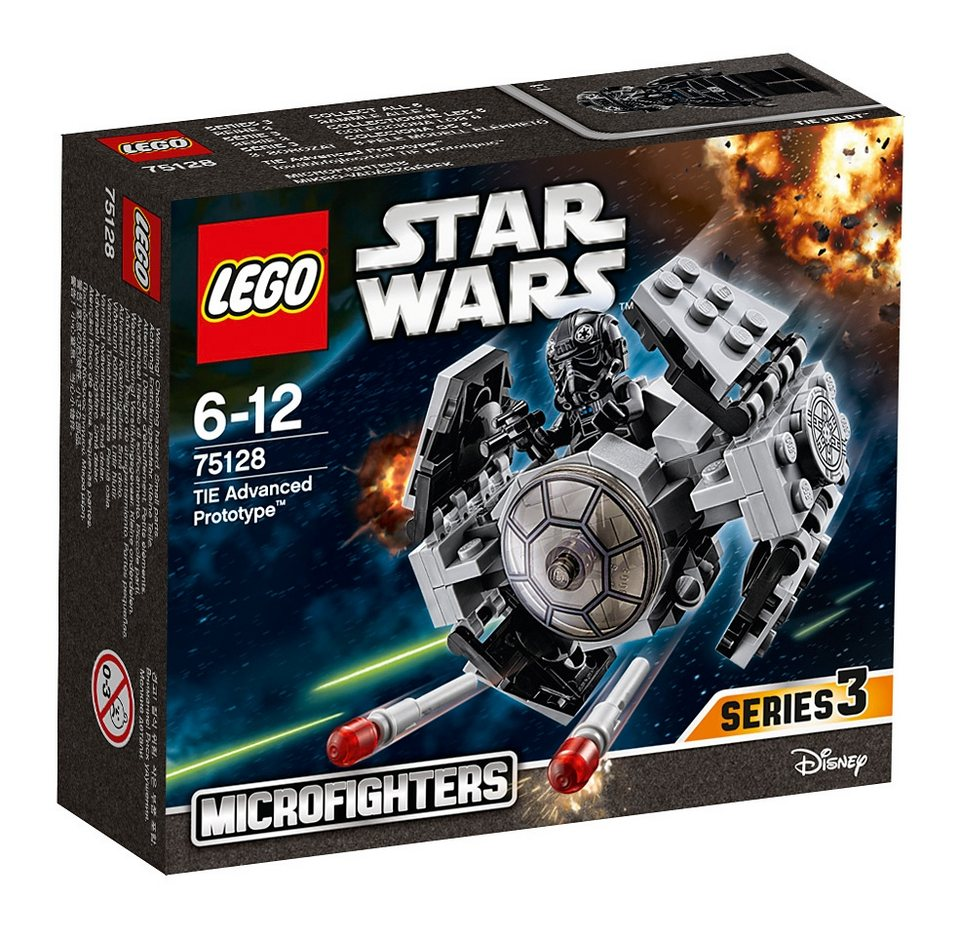 LEGO® TIE Advanced Prototype™ (75128), »LEGO® Star Wars™«