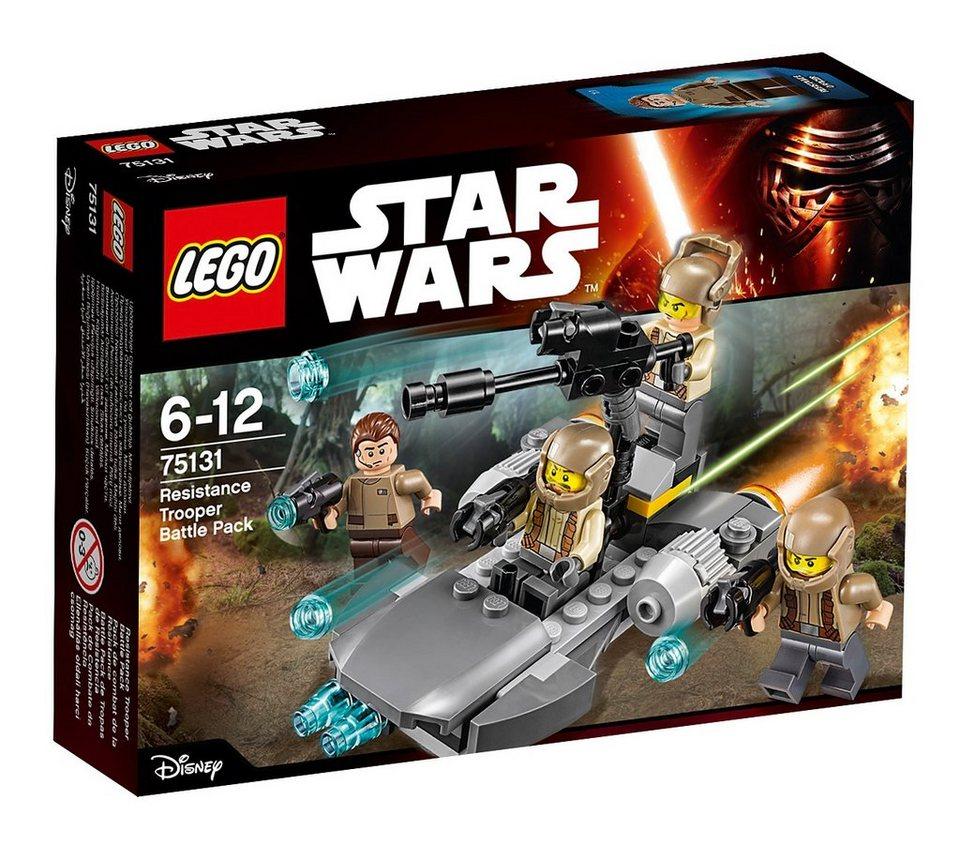 LEGO®, Resistance Trooper Battle Pack (75131), »LEGO® Star Wars™«