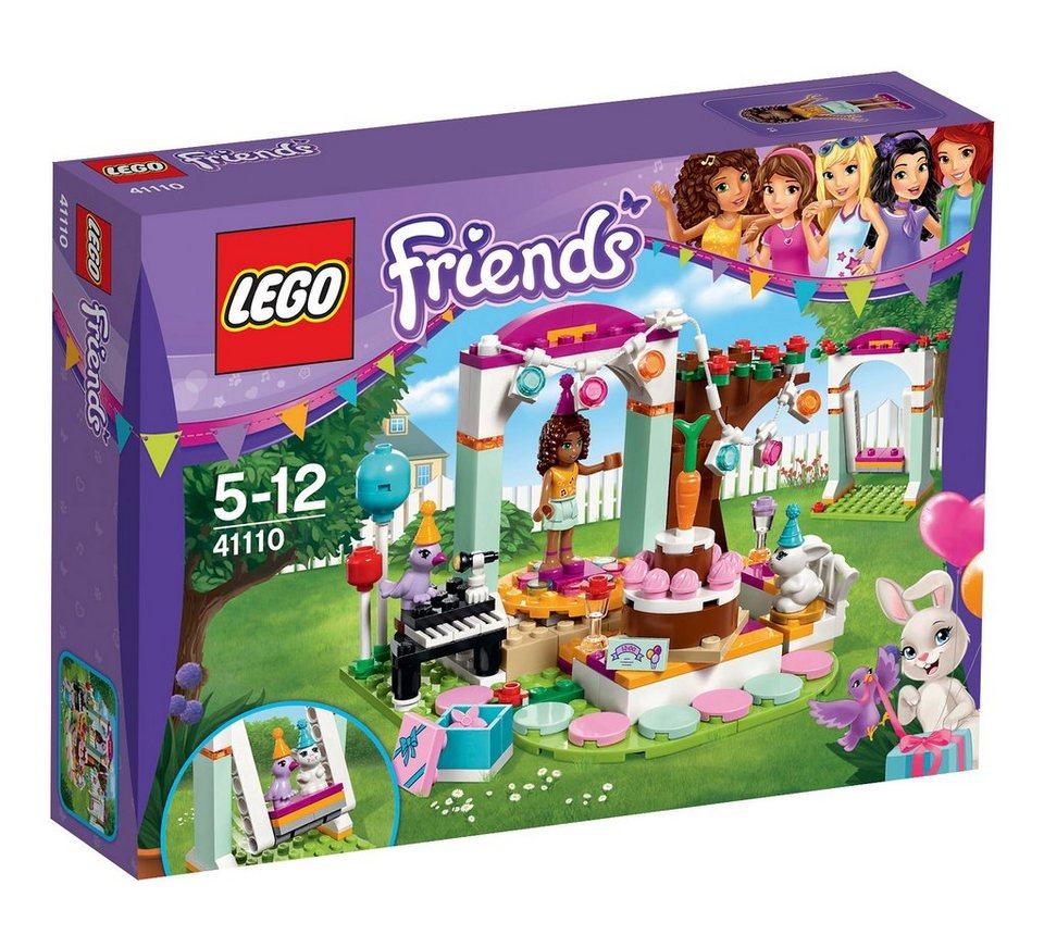 LEGO® Geburtstagsparty (41110), »LEGO® Friends«