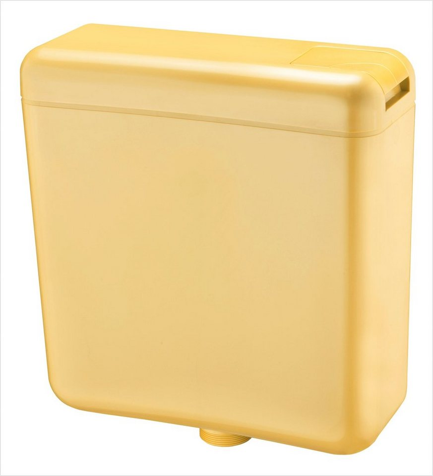 WC-Spülkasten, curry