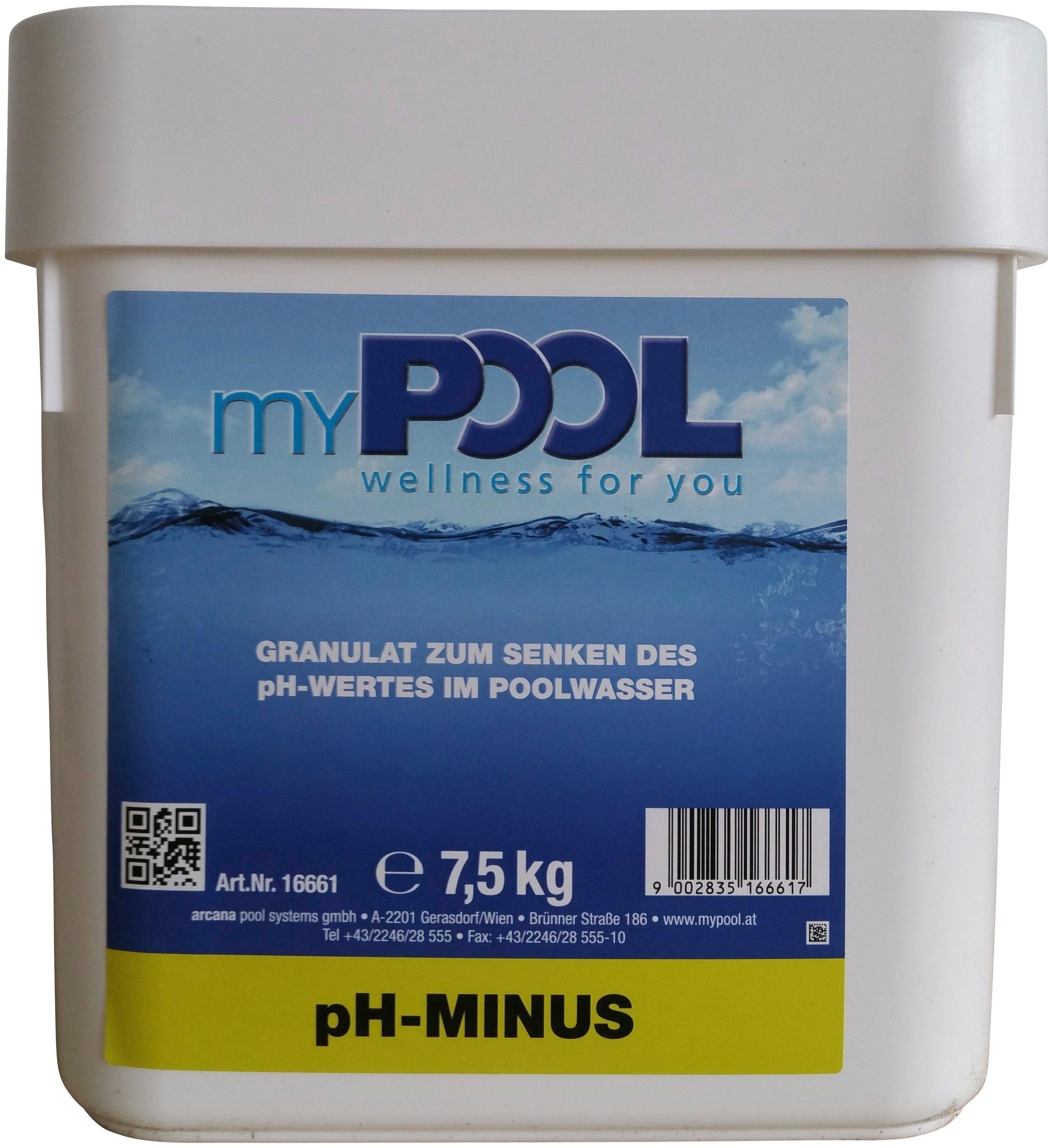 Mypool pH-Minus »MY ph - Minus 7,5 kg«