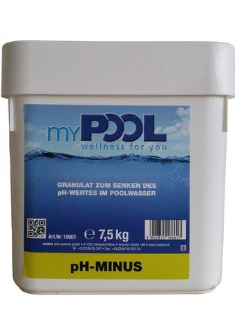 MYPOOL Priemonė baseino priežiūrai »pH-minus«...