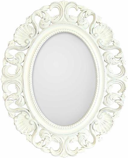 Home affaire Spiegel »Casa Vintage Ornate Oval«, 44/54 cm