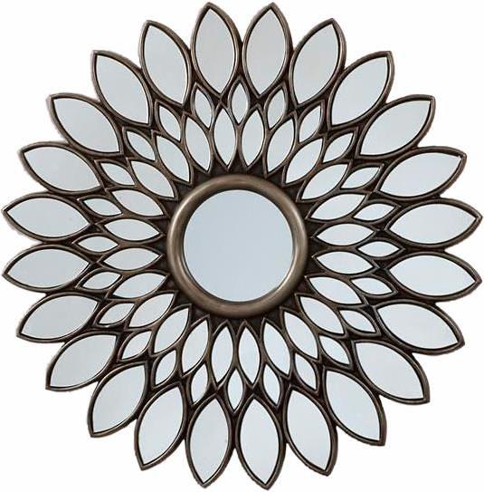 Home affaire Spiegel »Sunflower«, Ø 100 cm