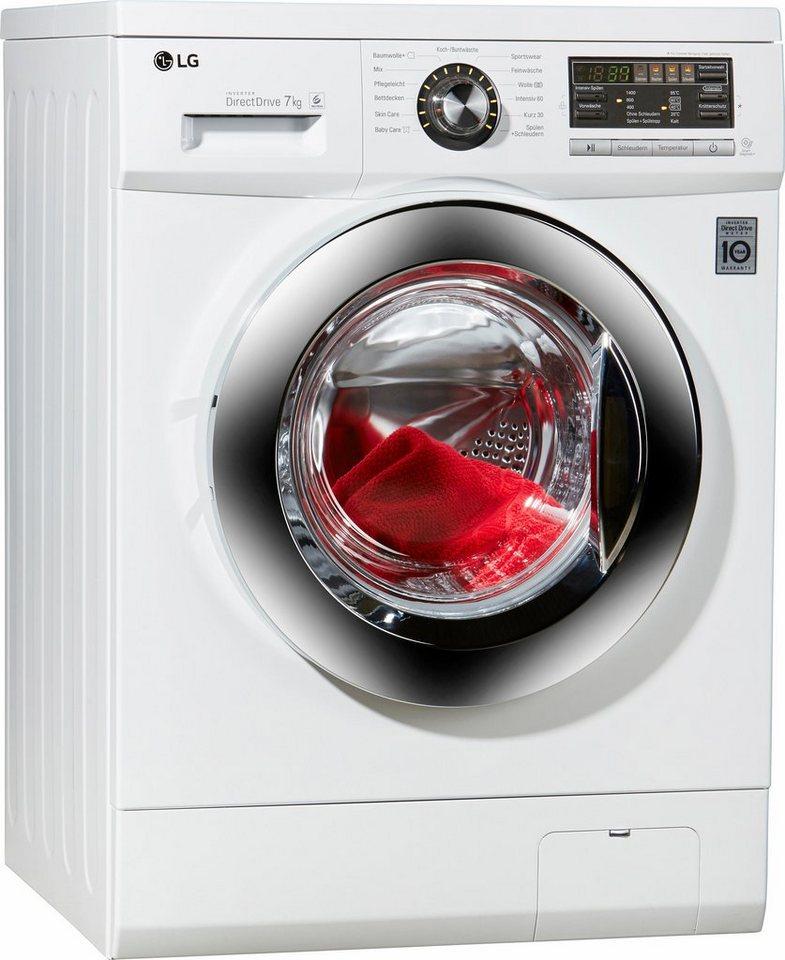 waschmaschine seit wann