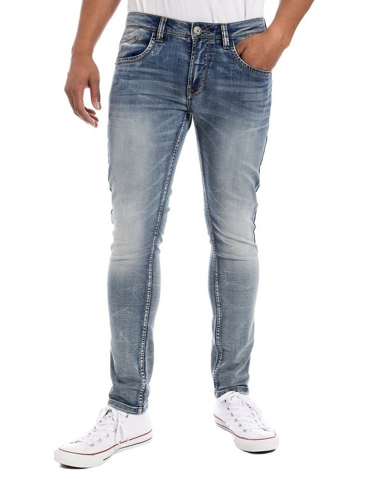 """TIMEZONE Jeans »CostelloTZ """"3739 blue sky wash""""« in blue sky wash"""