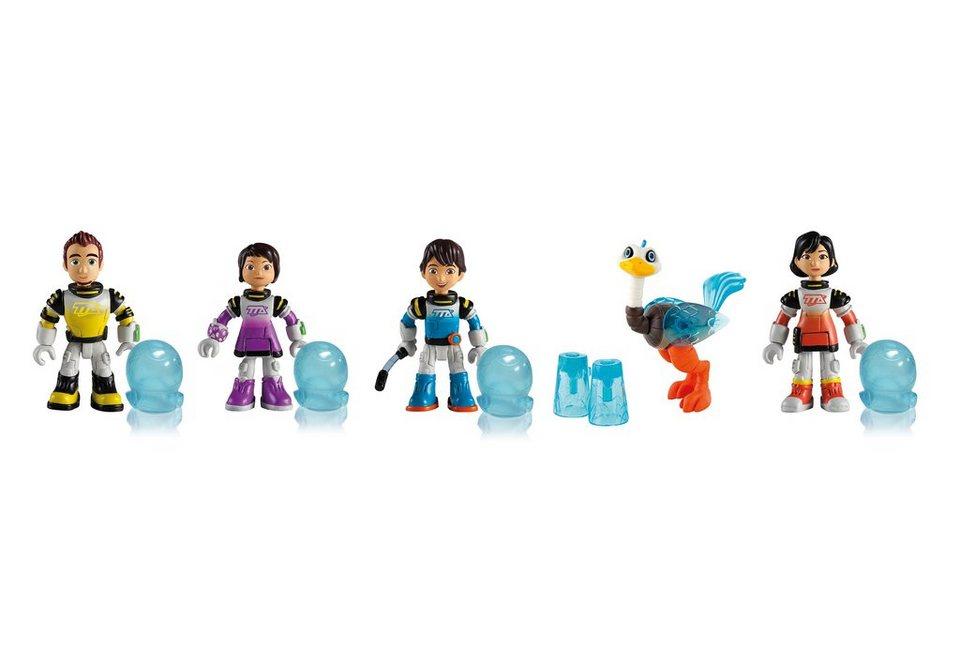 IMC Toys Spielfiguren, »Disneys Miles von Morgen - 5 Familien-Figuren«