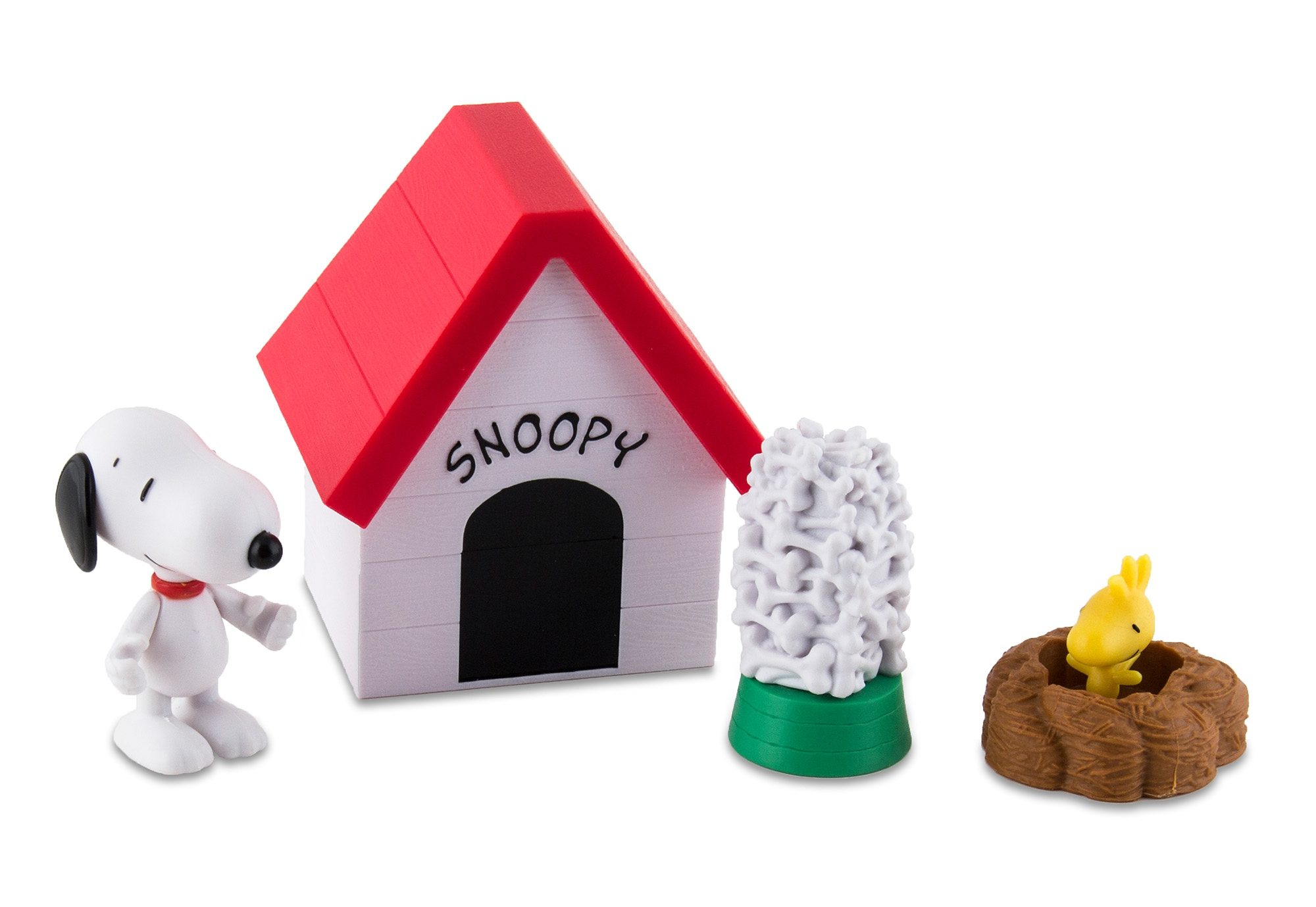 IMC Toys Set Spielfiguren (6-tlg.), »Peanuts - Snoopy´s Hundehütte«
