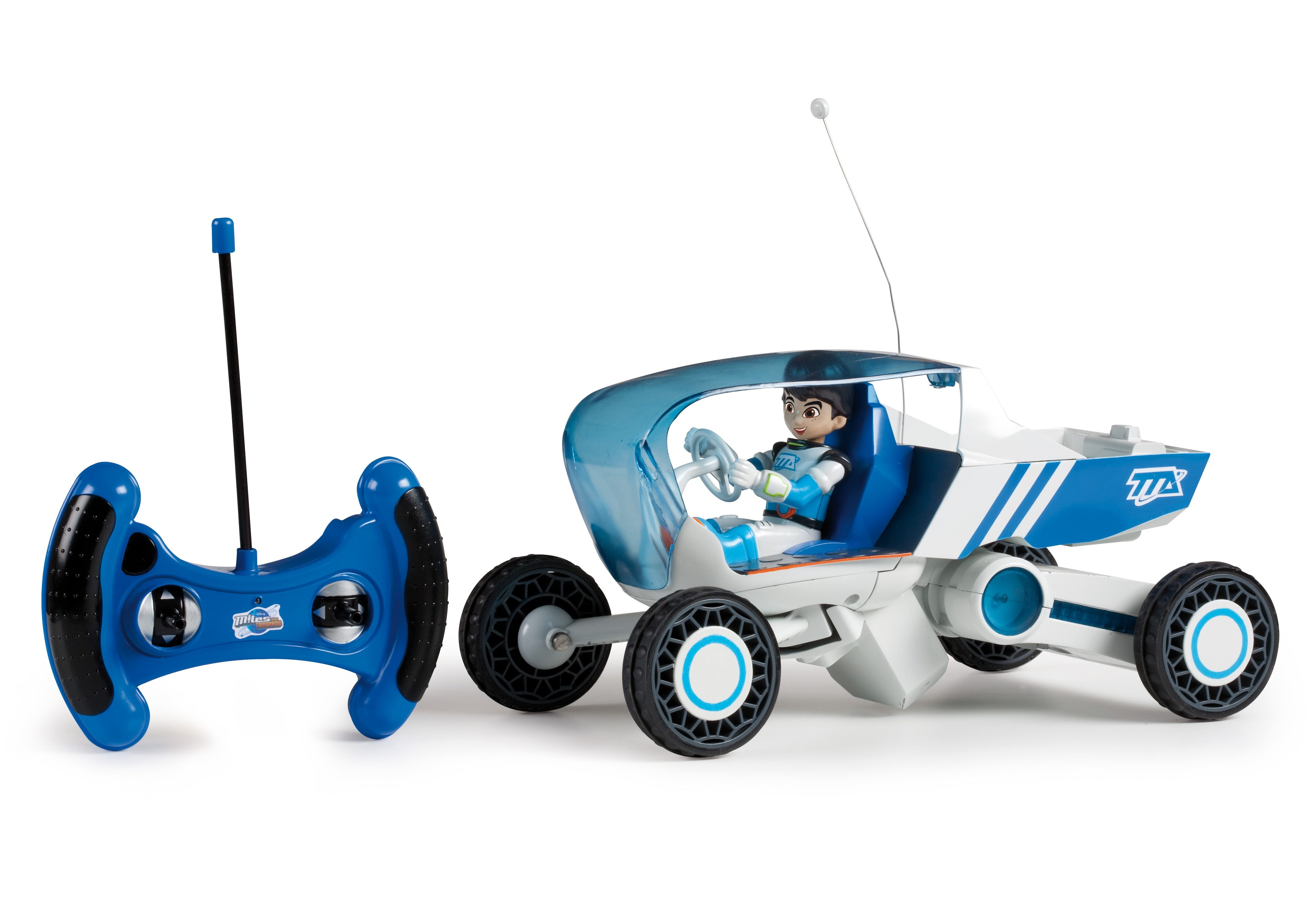 IMC Toys RC Fahrzeug, »Disneys Miles von Morgen - Miles & Rover«