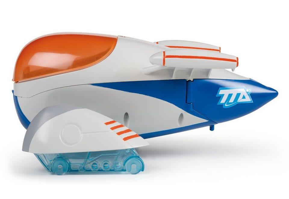 IMC Toys Raumschiff Set (5 tlg.), »Disneys Miles von Morgen - Starjetter«