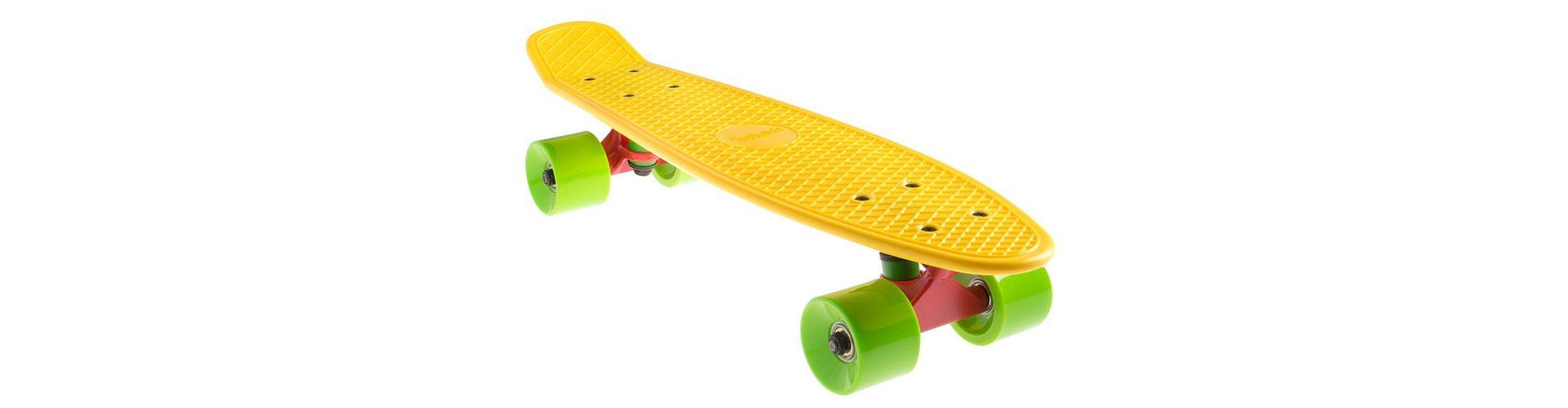 Sportplus Ezy! Mini Cruiser, Mini Skateboard, »Yellow SP-SB-305«
