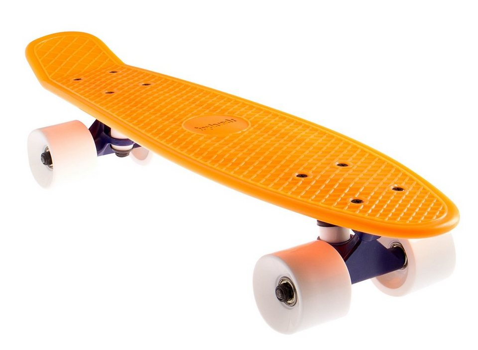 Sportplus Ezy! Mini Cruiser, Mini Skateboard, »Orange SP-SB-304« in orange