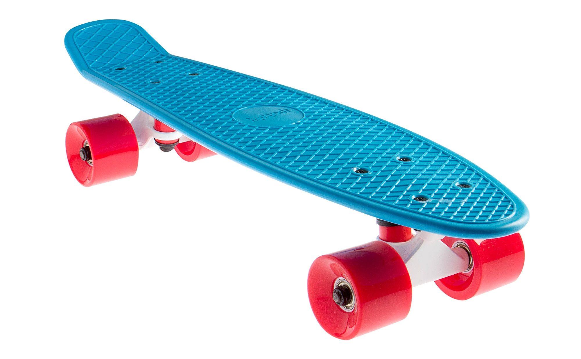 Sportplus Ezy! Mini Cruiser, Mini Skateboard, »Blue SP-SB-302«