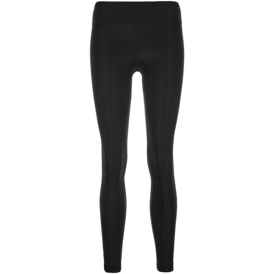 adidas Performance Workout Trainingstight Damen in schwarz