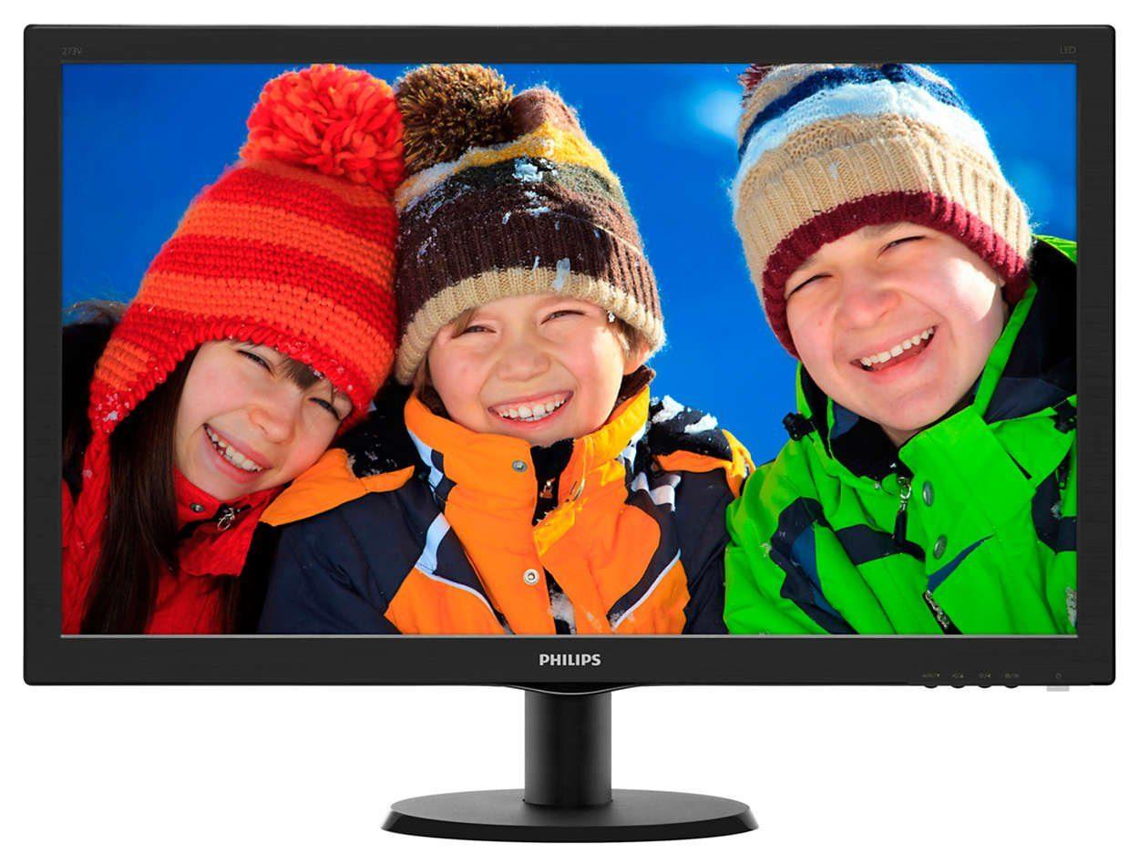 Philips Monitor 243V5LHAB 60cm (23,6 Zoll) »243V5LHAB«