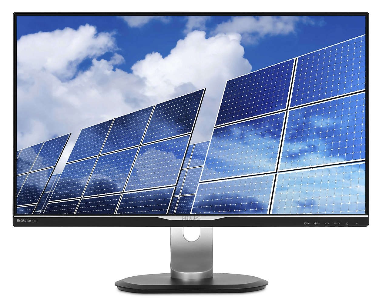Philips LED Monitor, 63,94cm (25 Zoll) »258B6QJEB/00«