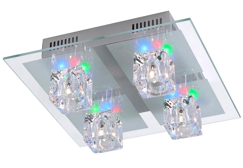 Leuchten Direkt LED-Deckenleuchte, »OK«