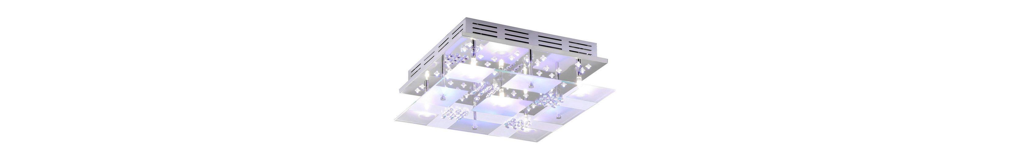 Leuchten Direkt LED-Deckenleuchte, »LINUS«