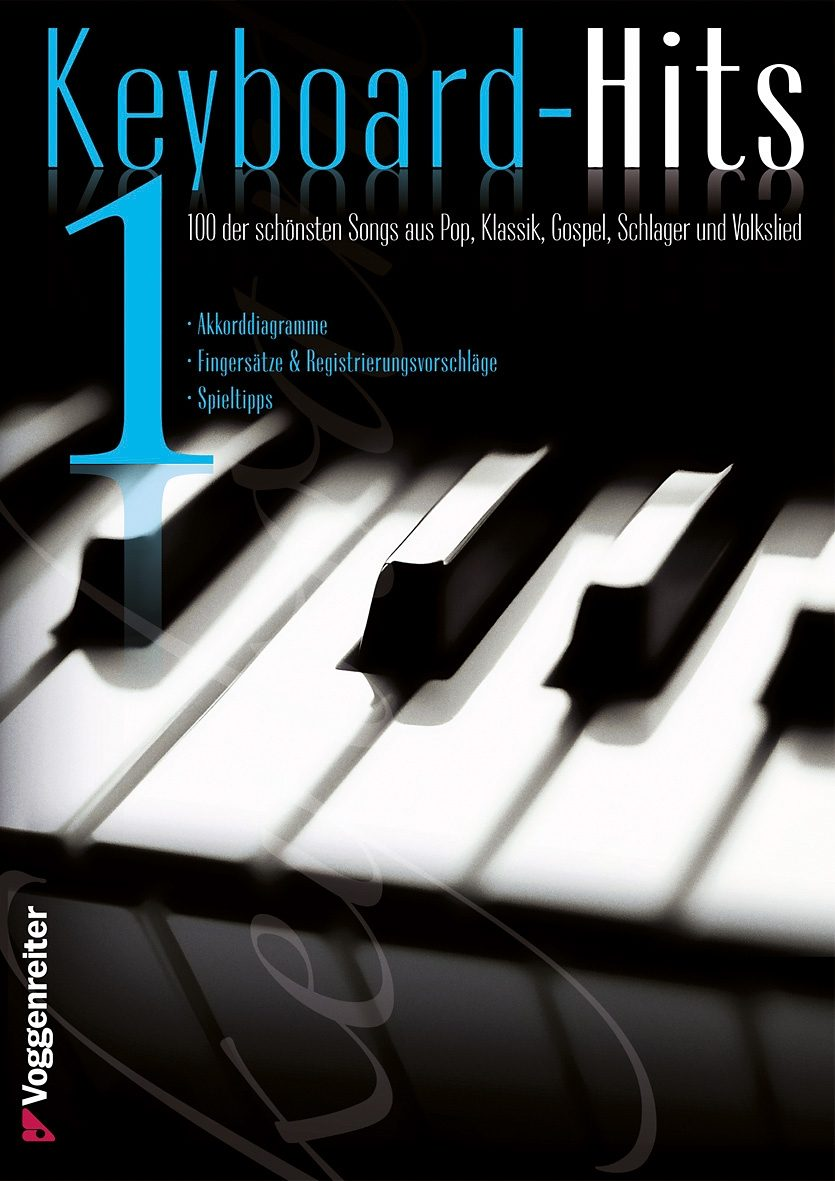 Voggenreiter Songbuch, »Keyboard-Hits 1«