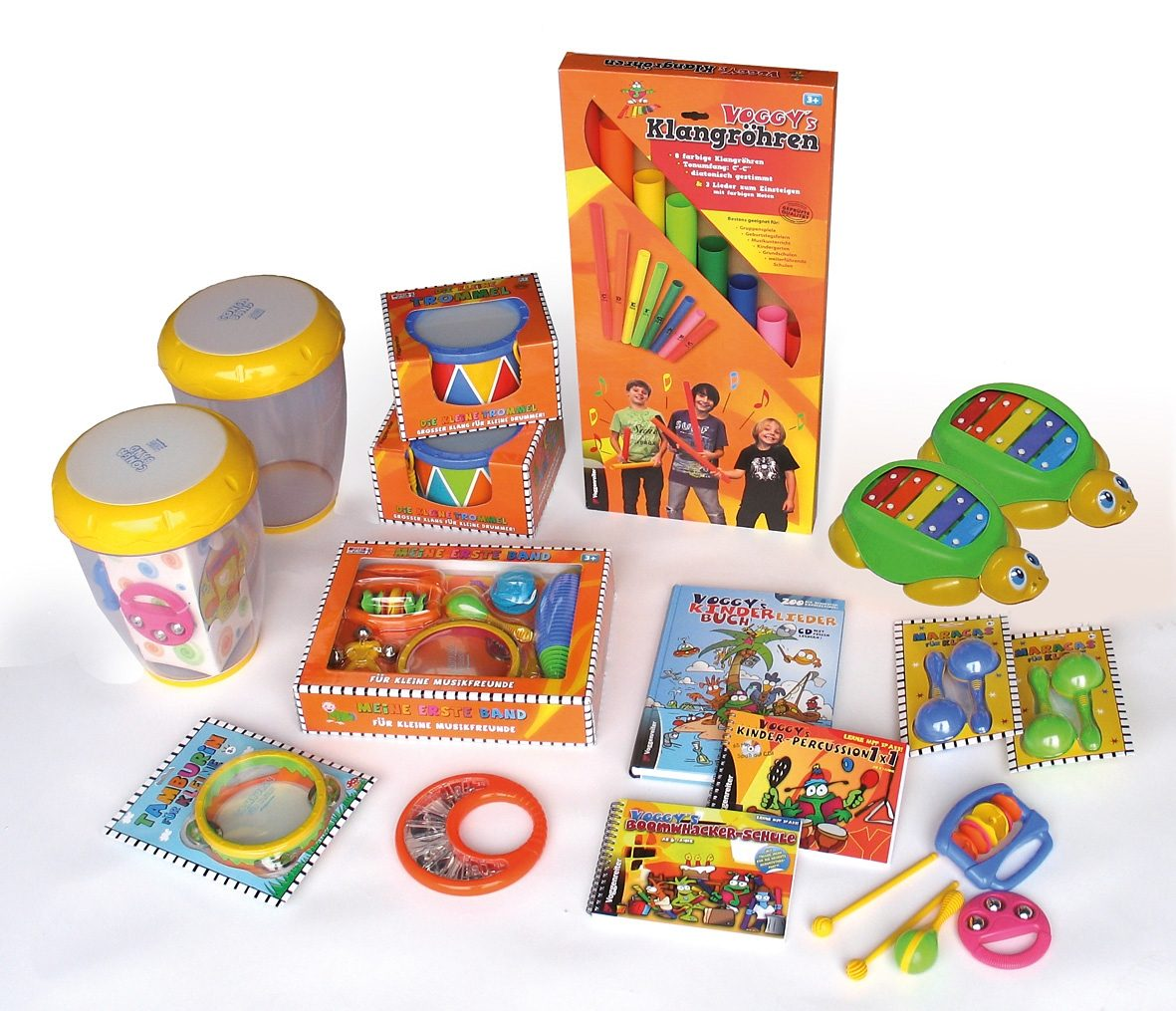 Voggenreiter Musikbox, »Die Musikkiste für den Kindergarten«