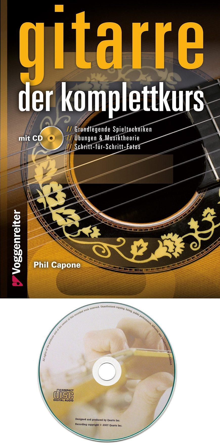 Voggenreiter Gitarrenbuch, »Gitarre - Der Komplettkurs«