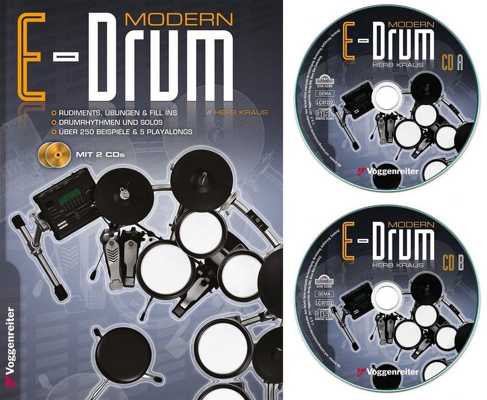 Voggenreiter Lehrbuch, »Modern E-Drum«