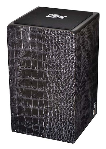 Voggenreiter Volt Cajon, »Black Gator« in schwarz