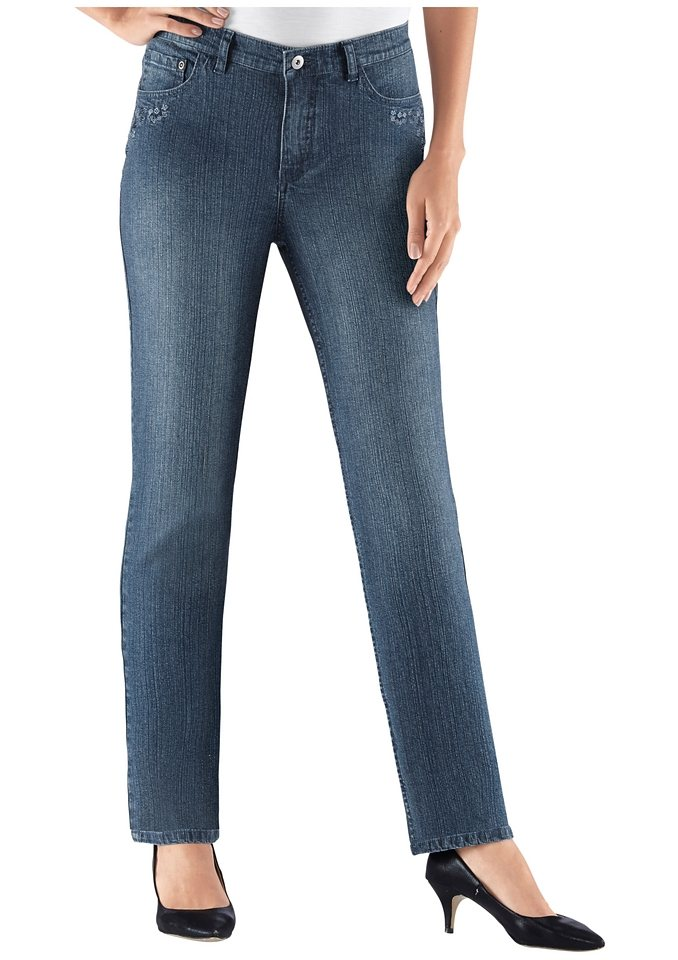 Classic Inspirationen Jeans in blue-stone-washed