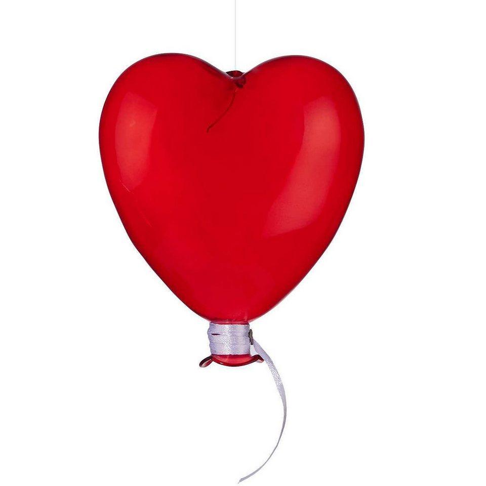 BUTLERS DREAMLAND »Ballon Herz klein« in rot