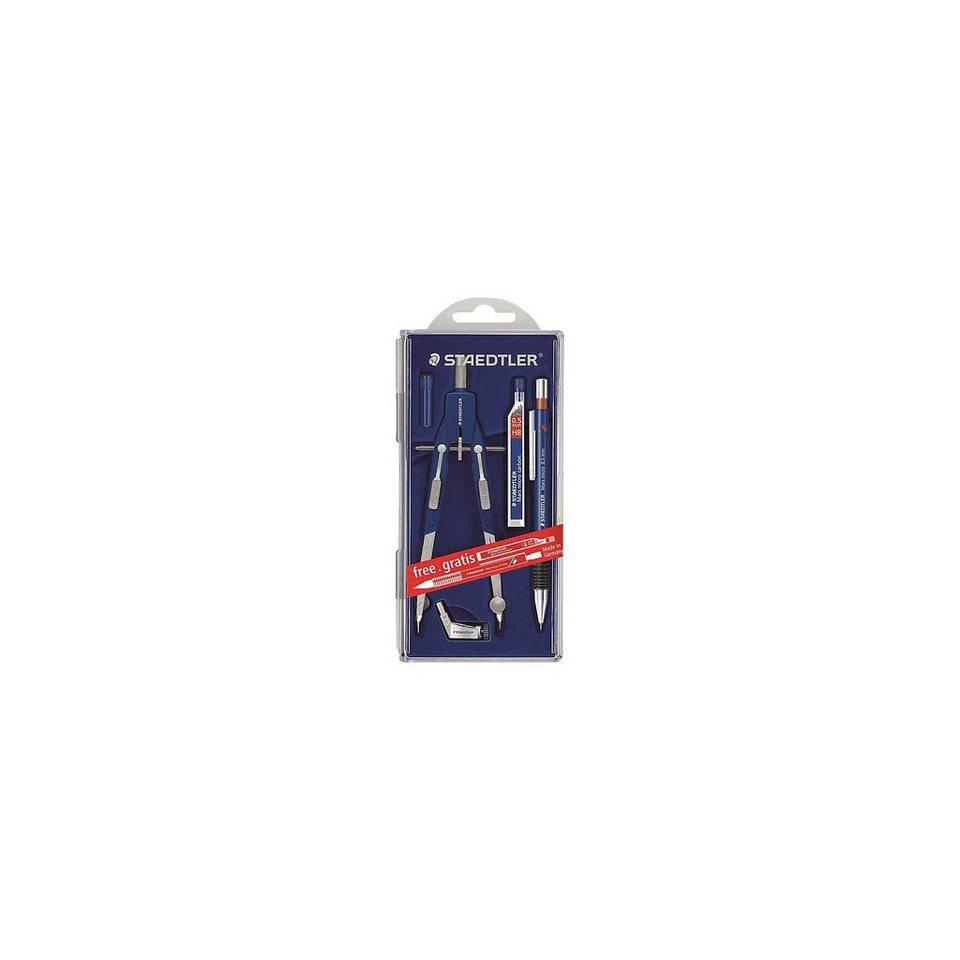 Staedtler Schnellverstellzirkel & Druckbleistift und Zubehör