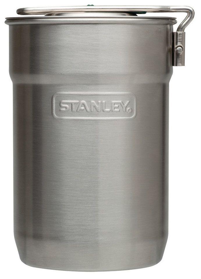 Stanley Camping-Geschirr »Adventure Koch- und Tassen Set 710ml« in grau