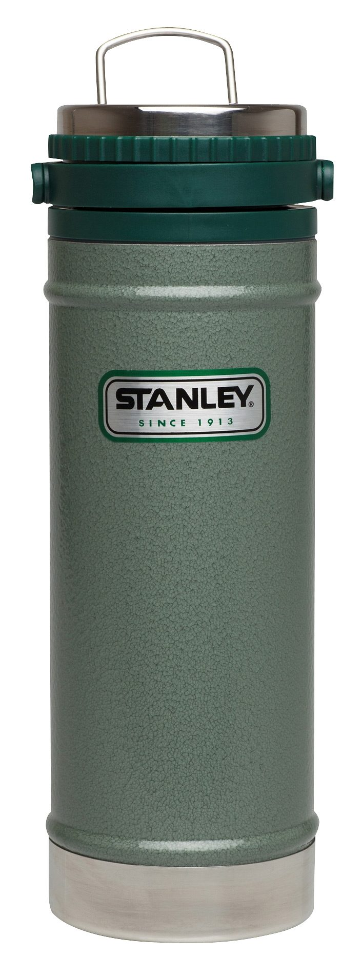 Stanley Trinkflasche »Classic Vacuum Travel Press Trinkbecher 473ml«