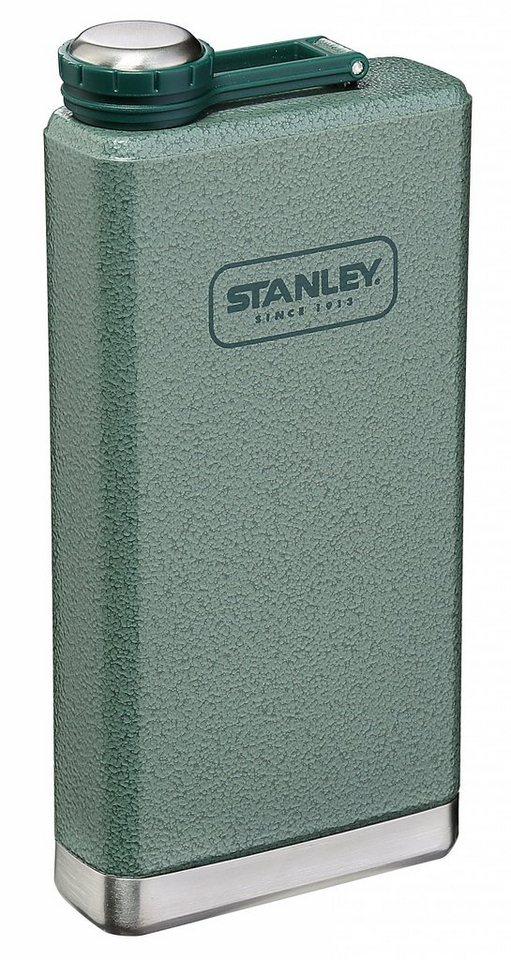 Stanley Trinkflaschen, Thermoflaschen & -kannen »Adventure Taschenflasche 354ml« in grün
