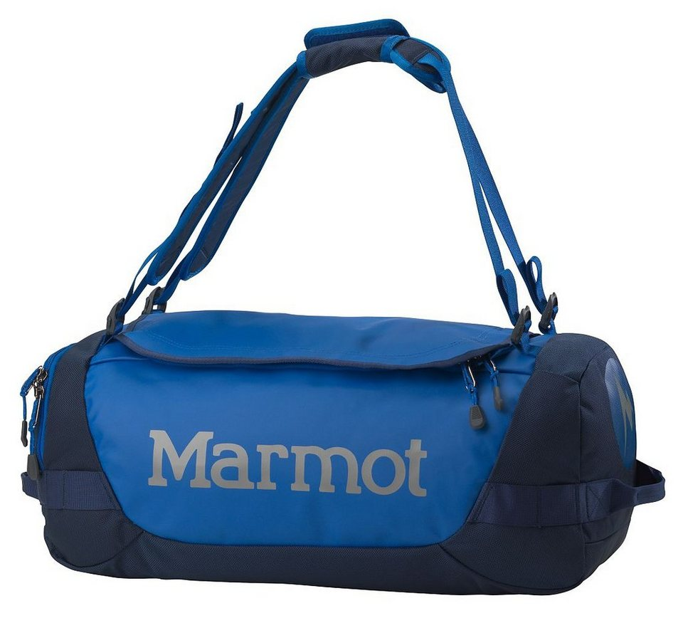 Marmot Sport- und Freizeittasche »Long Hauler Duffle Bag Small« in blau