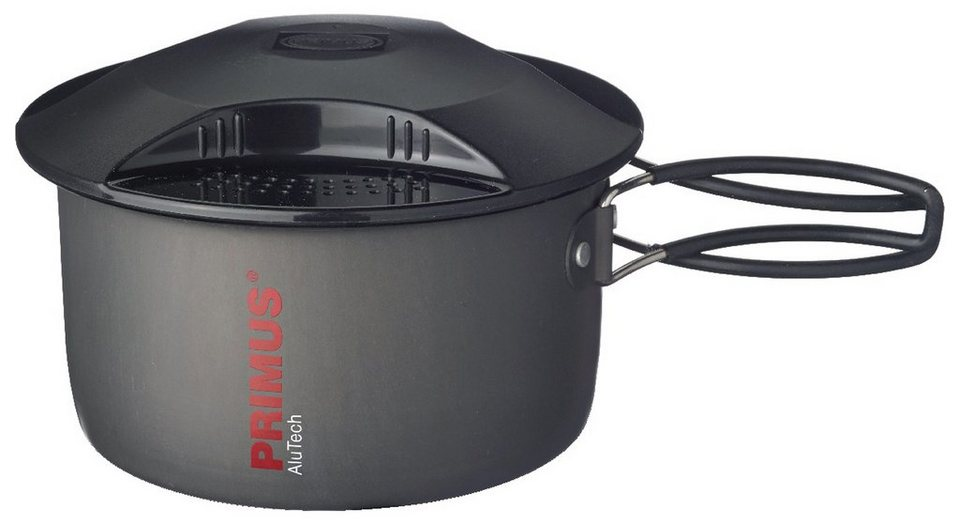 Primus Camping-Geschirr »AluTech Pot 1200ml« in grau