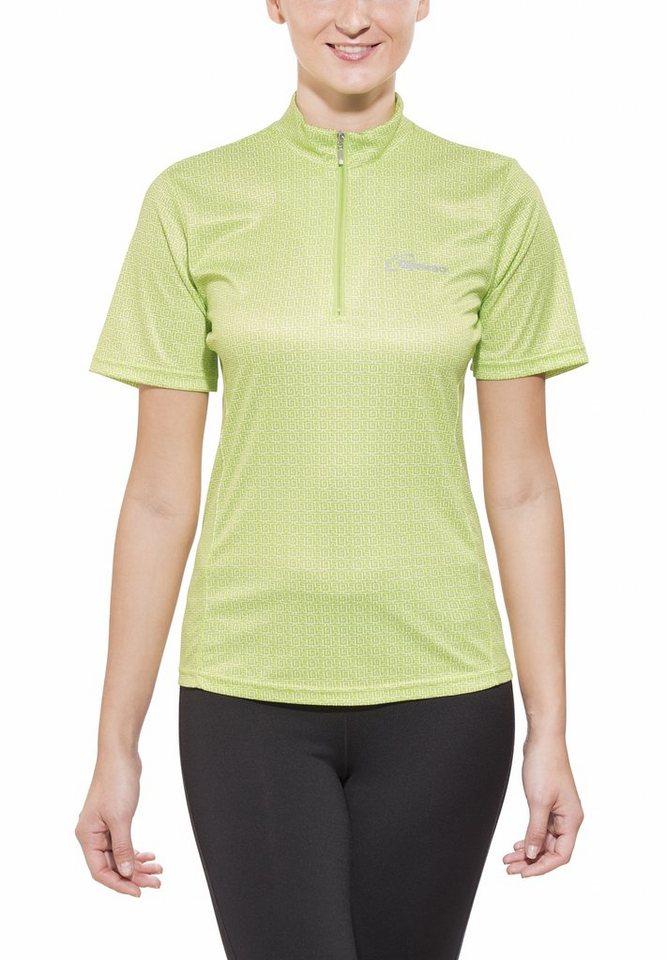 Gonso Radtrikot »Hilda Bike-Shirt Damen« in grün