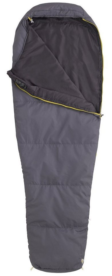 Marmot Schlafsack »NanoWave 55 Sleeping Bag Long« in grau