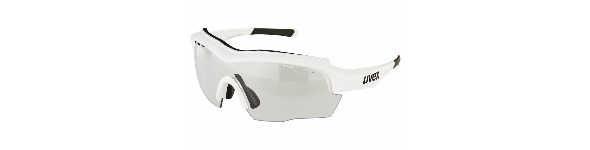UVEX Radsportbrille »sportstyle 104 vario Brille«