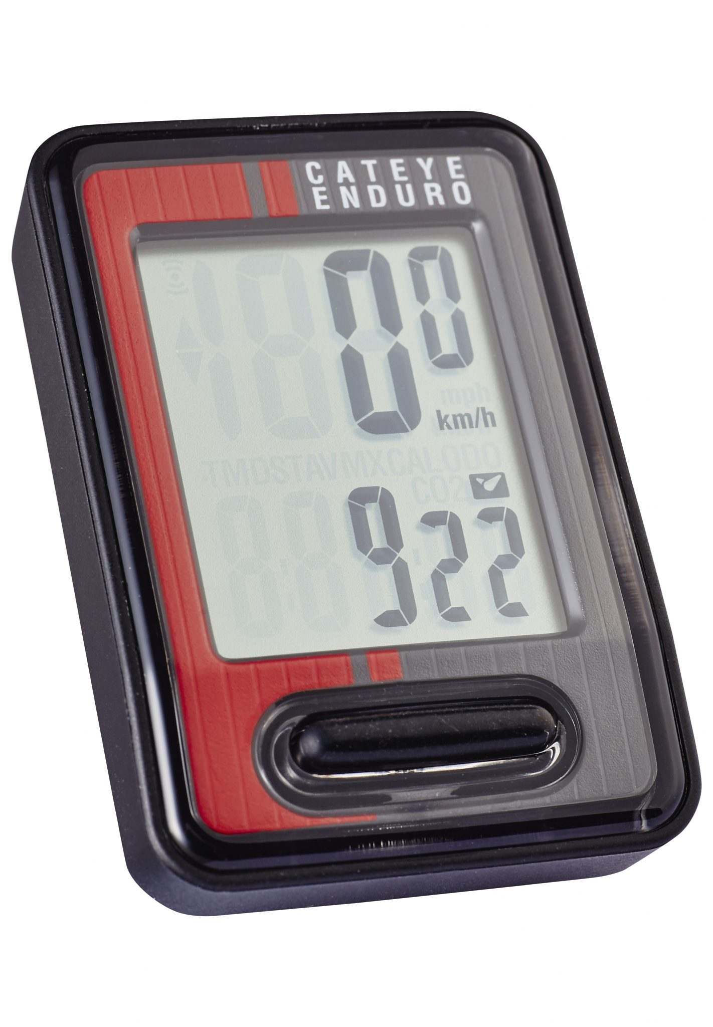 Cateye Fahrradcomputer »Enduro CC-ED400«