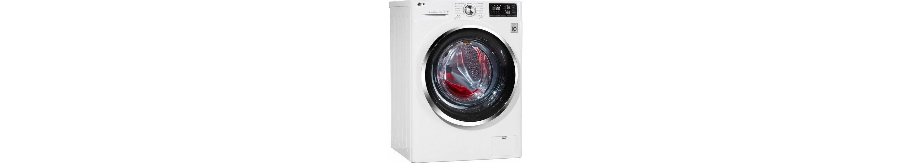 LG Waschmaschine F14U2 VCN2H, A+++, 9 kg, 1400 U/Min