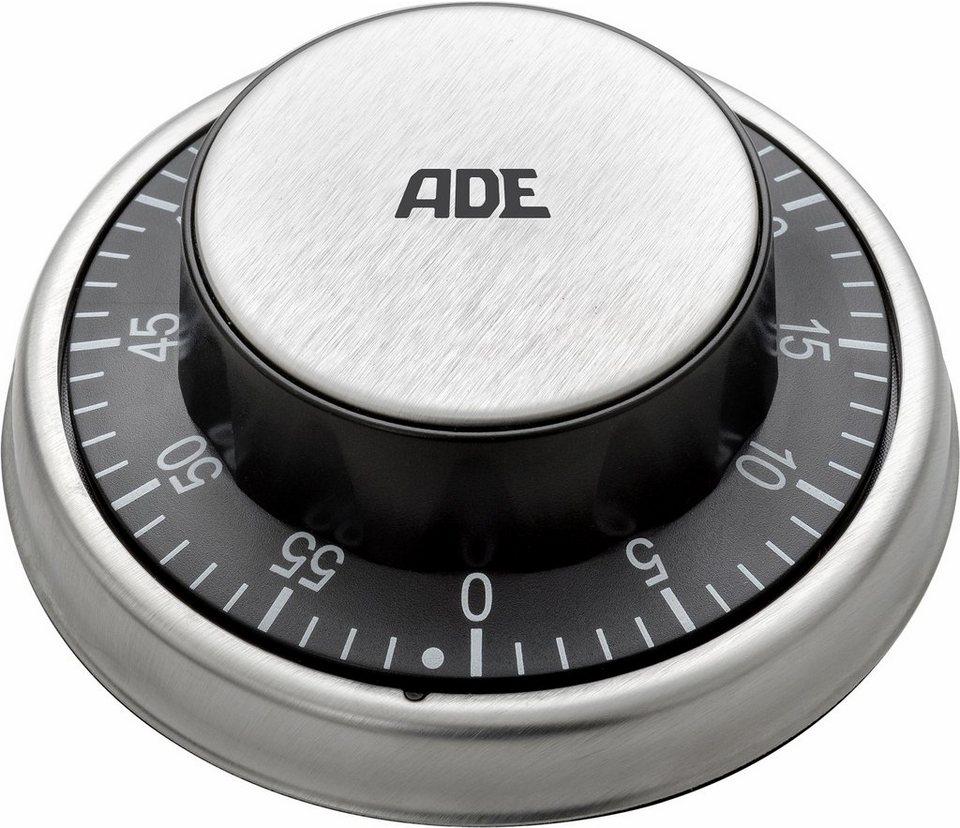 ADE Küchentimer »TD1304« in schwarz