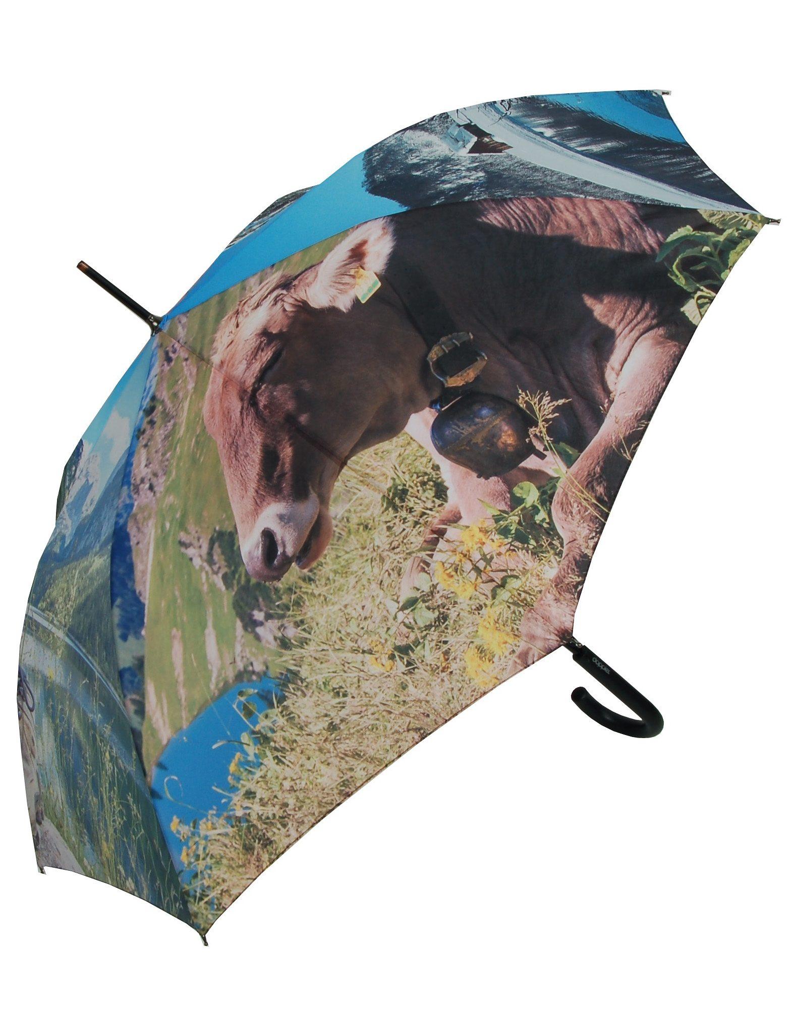 Doppler Regenschirm, »Langschirm Almrausch«